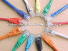 Many color to choose UTP/SFTP/FTP Cat6 patch cord