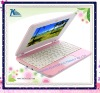 7 inch via wm8650 win ce 6.0 netbook/ cheap 7 inch mini laptop