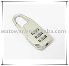 Travel Metal bag lock