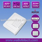 ADSL 2/2+ Ethernet/USB COMBO Modem Router - Broadcom Solution