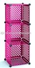 PP cube Storage rack clother organize shoe rack
