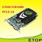 NVIDIA GT620 1GB 64Bit DDR3 VGA Games Card