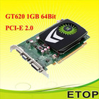NVIDIA GT620 1GB 64Bit DDR3 VGA Games Card