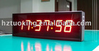 2.3 inch 6 digit red led countdown clock