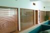 wood plastic window blind