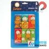 souvenir epoxy magnet set