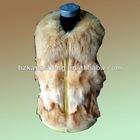 Ladies' Fox Fur Vest
