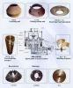 Pads(copper) of Cone Crusher
