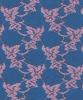 Nonelastic lace fabric
