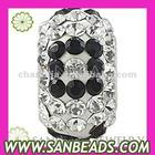 Austrian crystal European Beads with 2012 Word