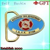 custom metal enamal belt buckle GFT-BB1003