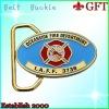 custom metal enamal belt buckle GFT-BB1003