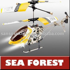 3 Channel Remote Control Mini Helicopter SF6020-1