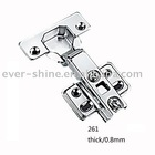 high quality stainless steel hinge gemel straight 261