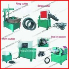 2012 Hot Selling Waste Tyre Recycling Machine