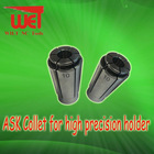 ASK collet 10-6 high speed Collet for high precision holder