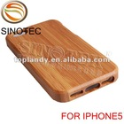 Environmental protection for iphone5 wooden case with different pattern