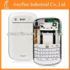 9900 housing white full housing for mobile phone 9900