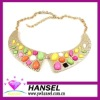 colorful collar necklace collar necklace 2012 cheap collar necklaces