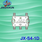 4 way satellite diseqc switch JX-S4-1D
