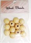 20mm bulk wooden beads for DIY