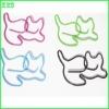 2012 Wholesales Fashion Cat Shape Paper Clip