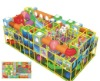 combination kids castle indoor play equipment