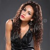 2012 Popular Brazilian hair front lace wig wholesale price