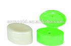 Shampoo plastic flip cap