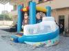 BSBC395 mini bouncy castle