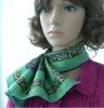 14mm 25x25 inchs square silk scarf