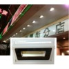 2012 new item:CREE 20W high power led shop lights