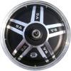 Hub rotary motor