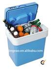 24L car cooler and warmer box ,cooler box
