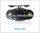 Car dvd player with reversing camera with led light for cars