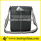 Real leather men bag for 11 inch laptop