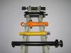 Eye-rod hydraulic cylinder