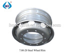 Steel Trailer Wheel Rim For Semi Trailer