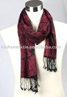 winter 100% silk scarf