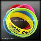 Cheap Custom Silicone Bracelet