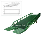 DCQY 6-0.8 6 Ton Mobile Hydraulic Dock Ramp