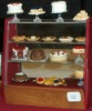 plexiglass bakery display case