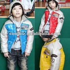 2012 korean style new arrival for winter coats,child,coat,children cloth,child wear