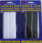100% nylon Hook and Loop Self adhesive Velcro Fastener Tape