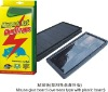 Whole-sell Mouse glue trap( plastic) board ,high effect ,fair price