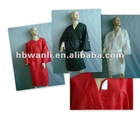Non woven disposable bath gown