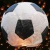 Giant Football Sky Lantern with flame-retardant paper