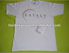 Compressed T-Shirt, customized shape Compressed T-Shirt w/ custom logo
