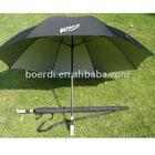 PROMOTION! RPET newly arrived black/large/leisure golf umbrella