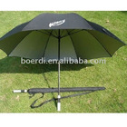 PROMOTION! RPET newly arrived black/large/leisure golf umbrella